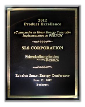 application  excellence award 2012